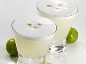 pisco sour chileno