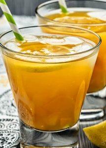 pisco sour de mango